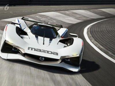 Otro increíble supercoche para Gran Turismo 6, esta vez de la mano de Mazda