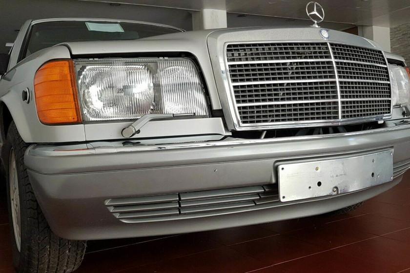 ¡Chollo del día! Este Mercedes 560 SEL de 1986 nuevo a estrenar está en venta por 150.000 euros - Motorpasión