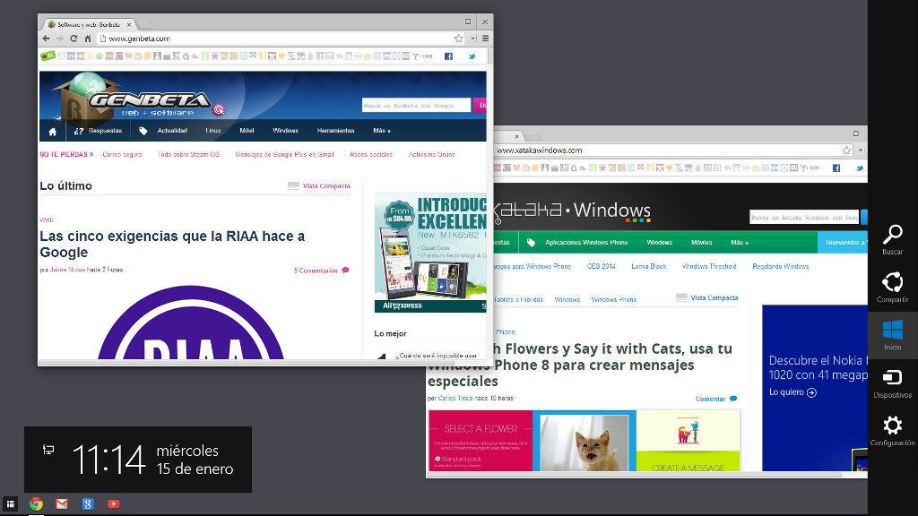 Foto de Chrome 32 en Windows 8 (4/5)