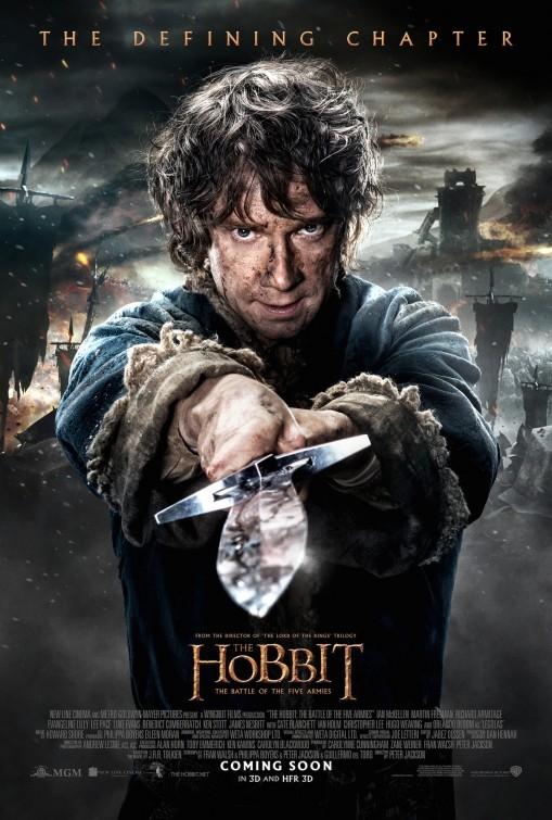 Foto de 'El hobbit: La batalla de los cinco ejércitos', carteles (5/29)