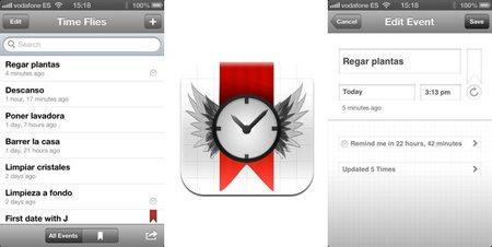 Time Flies, la aplicación que te recordará cuánto hace que no limpias