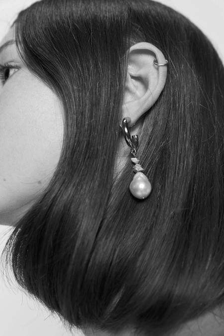 Pendientes Perlas Zara Mango 01