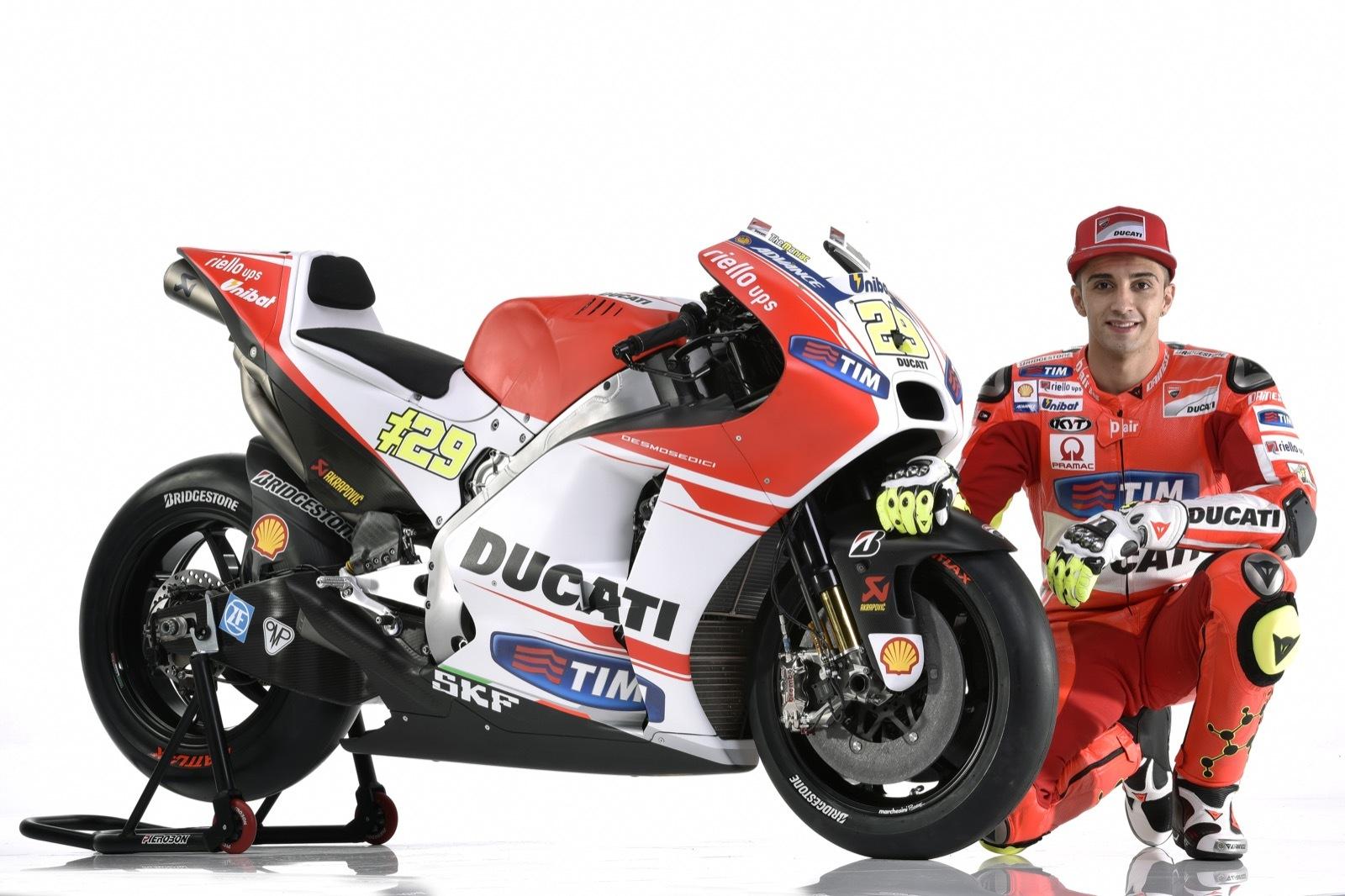 Foto de Galería Ducati Desmosedici GP15 (28/63)