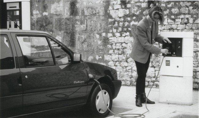 Citroën AX électrique