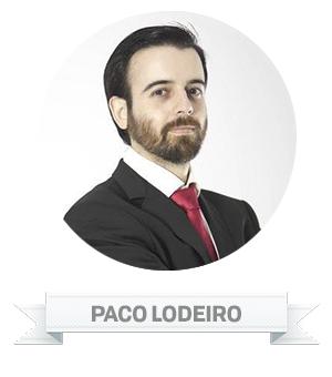 Paco Lodeiro Circular Cinta