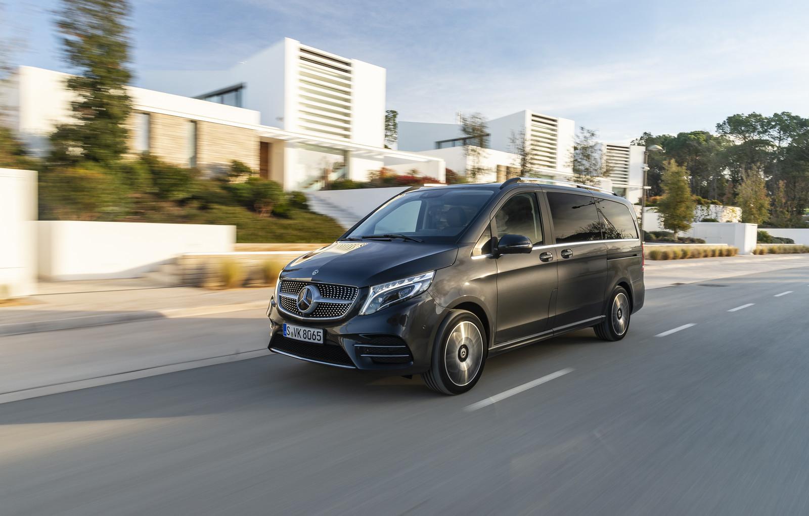 Foto de Mercedes-Benz Clase V 2019 (66/92)