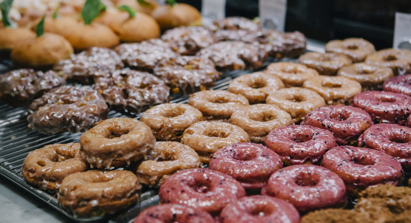 Foto de Sidecar Doughnuts & Coffee (4/23)