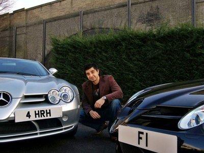 ¡16,5 millones de euros! El dueño de Kahn Design pide por la matrícula 'F1' el precio de 1.000 SEAT León