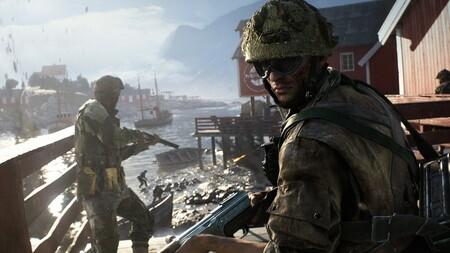Las batallas de Battlefield 6 llegarán a la nueva generación en las navidades de 2021