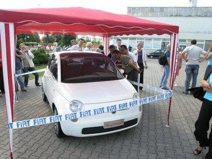 Fiat 500, primeras fotos
