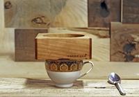 Canadiano, una cafetera de madera que aprende de tus cafés