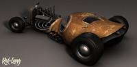 Rat-Lung Hot Rod Concept