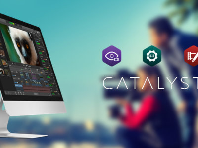 Catalyst Production Suite, la solución para edición de video que Sony propone