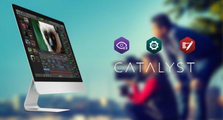 Catalyst Production Suite, la solución para edición de video que Sony propone