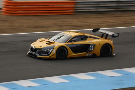Renault Sport R.S. 01 ya está homologado como GT3