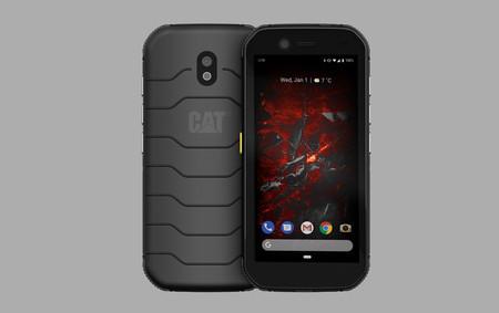 Cat S32: el nuevo móvil todoterreno de CAT llega con Android 10 y prestaciones de gama media