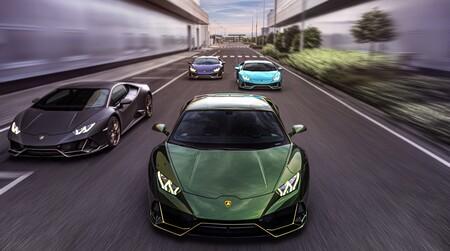 Lamborghini crea cuatro ediciones especiales de Huracán EVO exclusivas para México