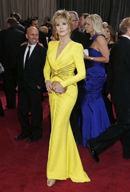 Jane Fonda Oscar 2013