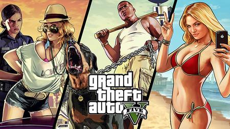 Grand Theft Auto V se encuentra con un 50% de descuento en Steam
