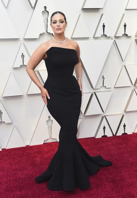 Ashley Graham Oscar 2019 zac posen