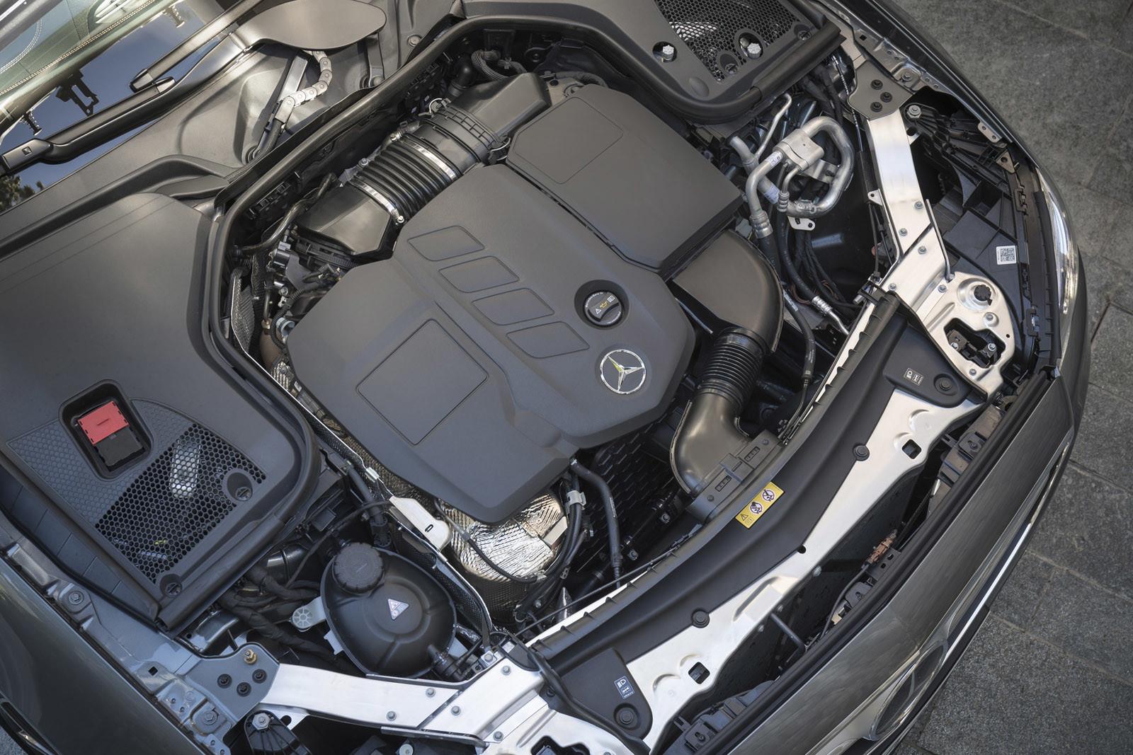 Foto de Mercedes-Benz Clase E Cabrio, toma de contacto (35/156)