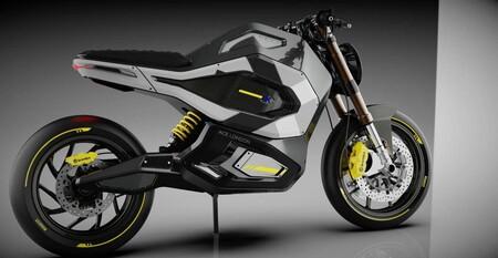 Next Ace Café: la moto eléctrica española apoyada por Mercadona que podría pasar de prototipo a la serie