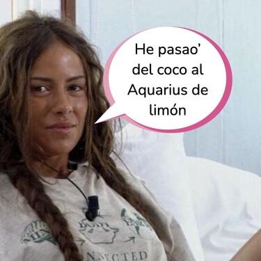 Preocupación por Melyssa Pinto: abandona 'Supervivientes' con una gastroenteritis aguda