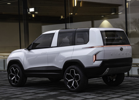 Tata Sierra EV Concept 2020