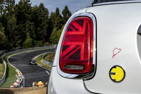 Mini Electric Nurburgring 2
