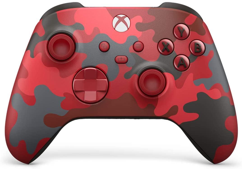 Control inalámbrico Xbox – Daystrike Camo