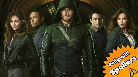'Arrow' comienza prometedora