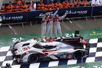 Audi vuelve a ganar en Le Mans