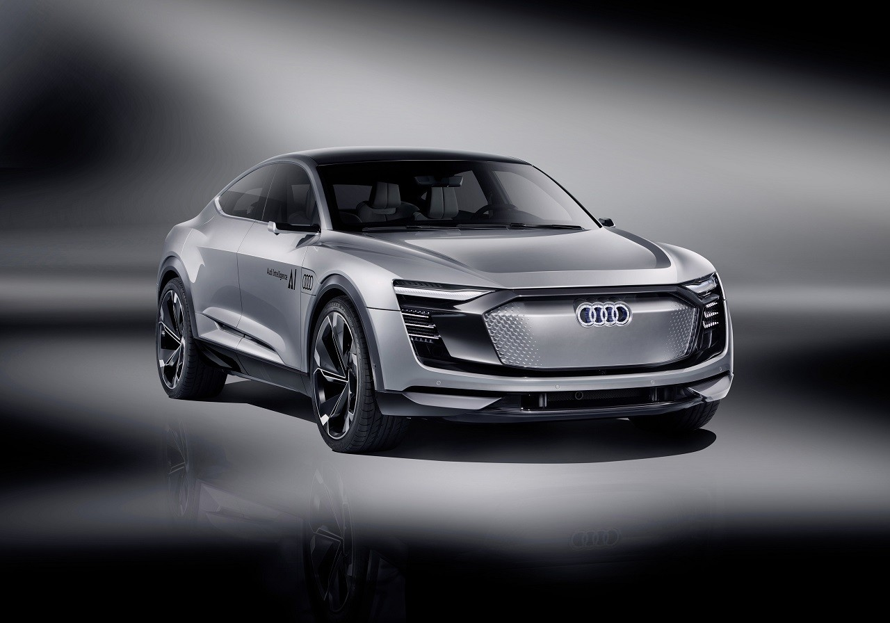 Foto de Audi Elaine concept (1/10)