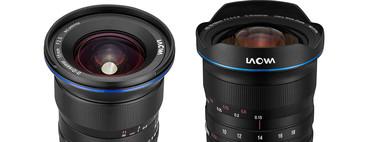 Laowa 15mm F2 Zero-D y 10-18mm F4.5-5.6: Los objetivos mirrorless de Venus Optics se expanden a monturas RF de Canon y Z de Nikon.