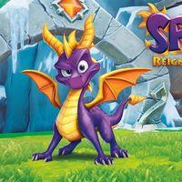 Así se ve el mundo de Hurricos de Spyro 2 en un magnífico gameplay de Spyro Reignited Trilogy