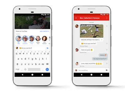 YouTube se vuelve más social: pronto podrás chatear en la aplicación