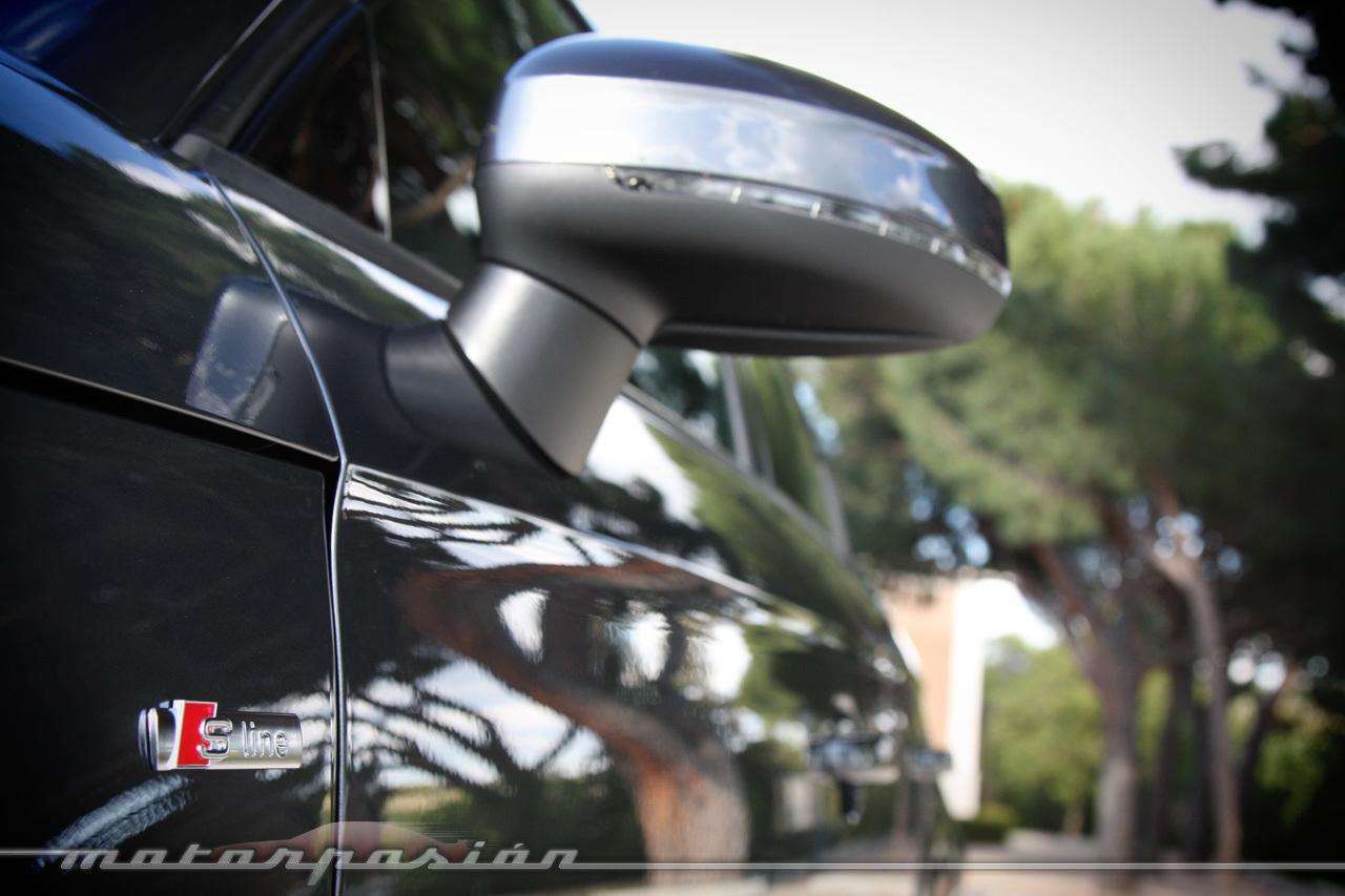Foto de Audi A1 SportBack 1.4 TFSI CoD (prueba) (15/19)