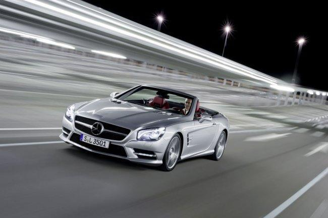 Mercedes-Benz SL 2012