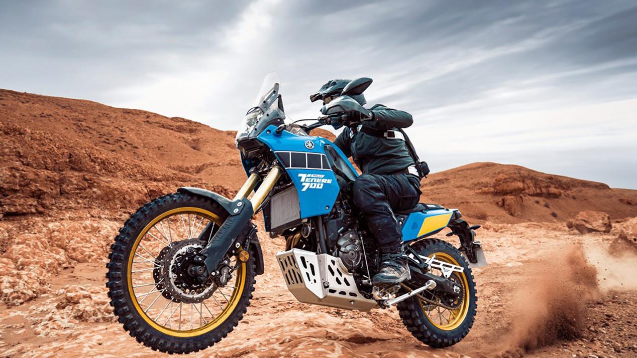 Foto de Yamaha XTZ700 Ténére Rally Edition 2020 (1/12)