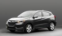 El Honda Vezel se llamará Honda HR-V