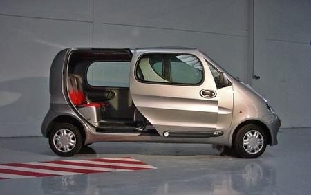 ¿Cuánta energía consume un coche con motor de aire comprimido?