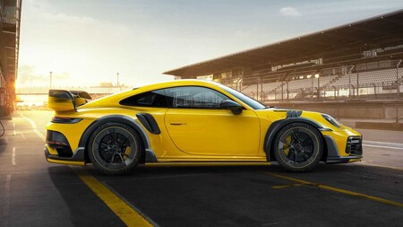 Techart Gtstreet R Porsche 911 Turbo S 5