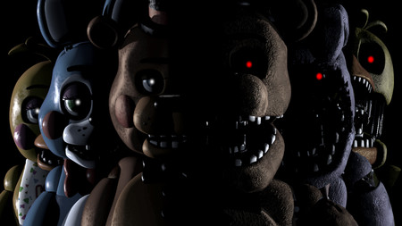 Los cuatro primeros Five Nights at Freddy's se colarán en las consolas mañana mismo