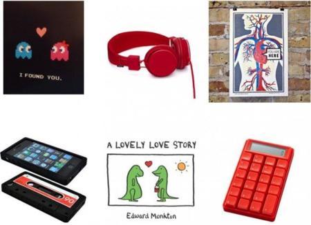 San Valentín: web con ideas para amores geeks
