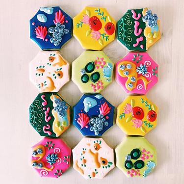 Comida de EsCultura: Los macarons más lindos
