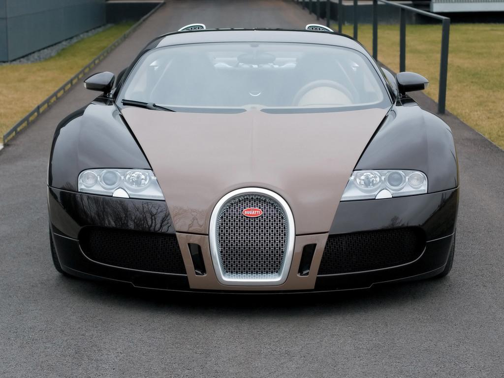 Foto de Bugatti Veyron Fbg par Hermès (3/22)