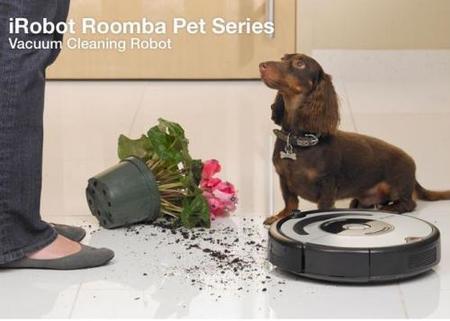 La Roomba para mascotas llega a España