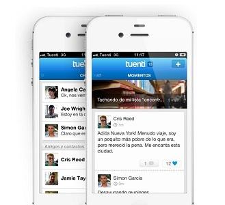 Tuenti lanza su nueva aplicación para iPhone