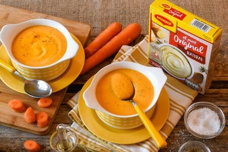 Pure De Zanahoriamaggi