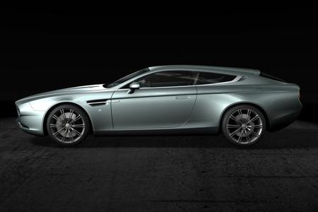 Zagato presenta el Aston Martin Virage Shooting Brake